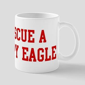 Rescue Harpy Eagle Mug
