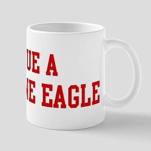 Rescue Philippine Eagle Mug