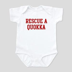 Rescue Quokka Infant Bodysuit
