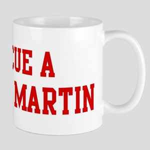 Rescue Purple Martin Mug
