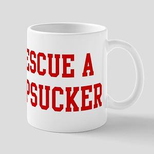 Rescue Sapsucker Mug