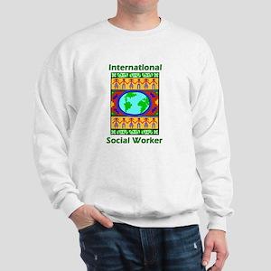 International Social Worker Sweatshirt
