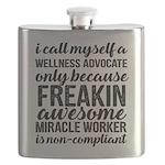 freakin awesome wellness Flask