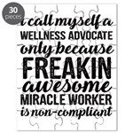 freakin awesome wellness Puzzle