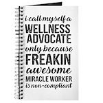 freakin awesome wellness Journal