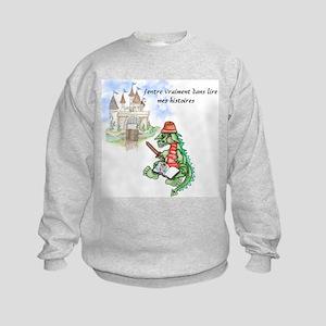 French Stories Kids Sweatshirt