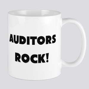 Auditors ROCK Mug