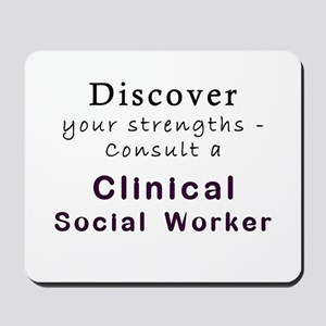 Strengths Perspective Mousepad