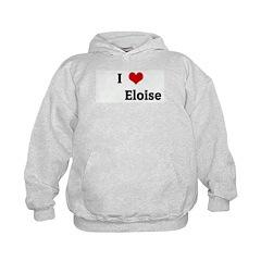 I Love Eloise Hoodie