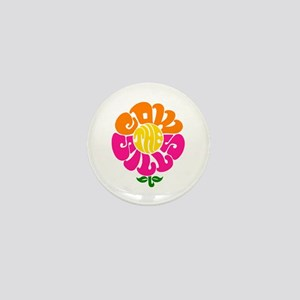Cowsill Logo (Brights) Mini Button
