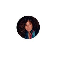 Susan Cowsill (color) Mini Button