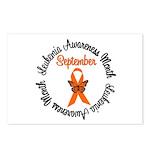 Leukemia Survivor Circle Postcards (Package of 8)