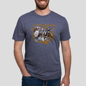 I love Goat Breeds T-Shirt