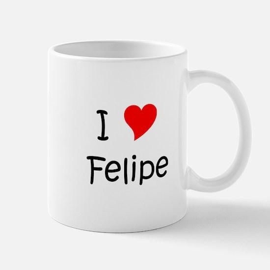 Cute Felipe Mug