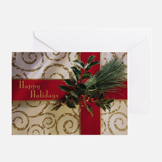 """""""Wrapped"""" Greeting Card"""
