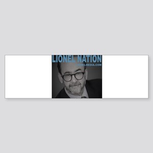 Lionel Nation Bumper Sticker