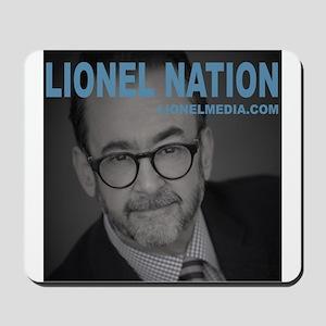 Lionel Nation Mousepad
