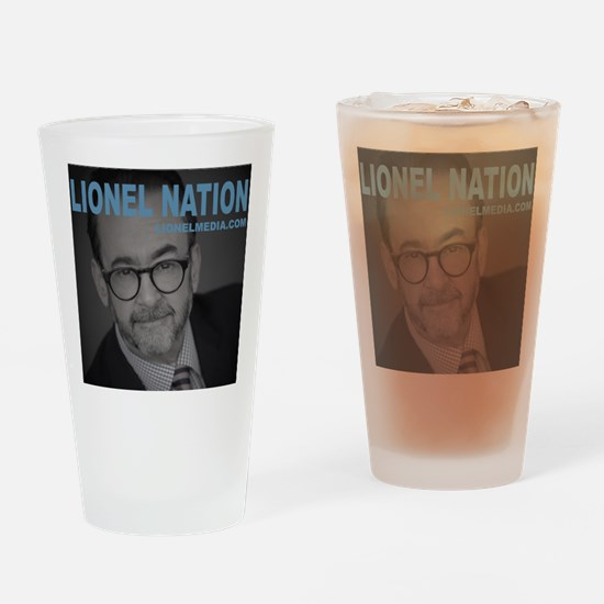 Lionel Nation Drinking Glass