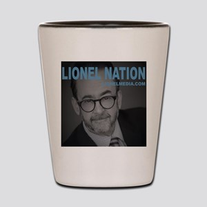 Lionel Nation Shot Glass