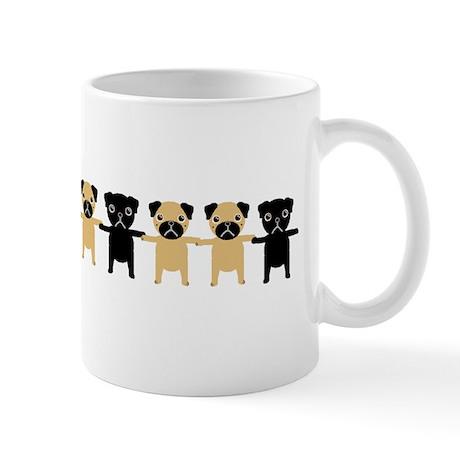 StringOPugs Mug