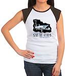 Sarah-Cuda's Lunch Women's Cap Sleeve T-Shirt