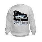 Sarah-Cuda's Lunch Kids Sweatshirt