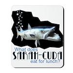 Sarah-Cuda's Lunch Mousepad