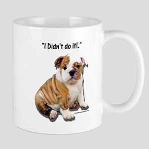 I Didn't Do It Mug