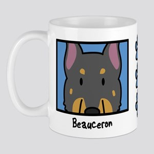 Anime Beauceron Mug