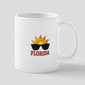 florida art shades Mugs