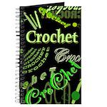 Crochet Green Journal