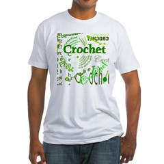 Crochet Green Shirt