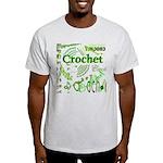 Crochet Green Light T-Shirt