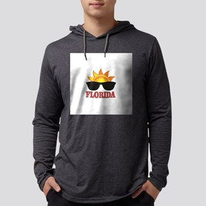 florida art shades Long Sleeve T-Shirt