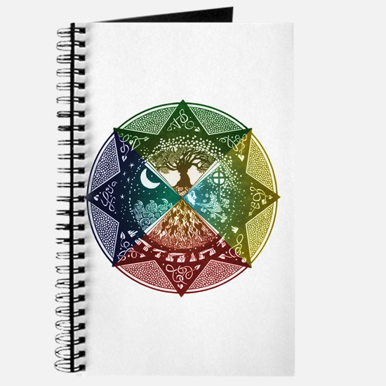 Elemental Mandala Journal