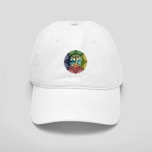 Elemental Mandala Cap