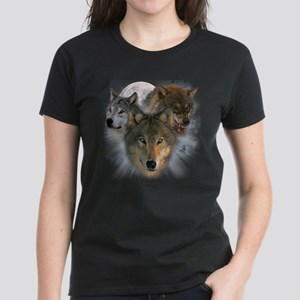 Watchful Eyes Women's Dark T-Shirt
