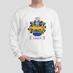 Lombardo Family Crest Sweatshirt