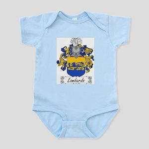 Lombardo Family Crest Infant Creeper