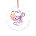 Chuxiong China Ornament (Round)