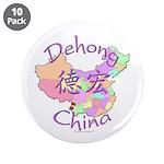 Dehong China Map 3.5
