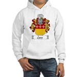 Losco Family Crest Hooded Sweatshirt