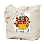 Losco Family Crest Tote Bag