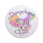 Dongchuan China Ornament (Round)