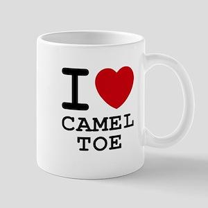 I heart camel toe Mug