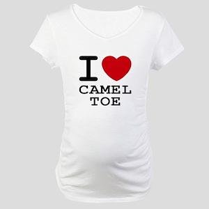 43a5eb3ec39d3 Camel Toe Maternity T-Shirts - CafePress