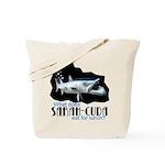 Sarah-Cuda's Lunch Tote Bag