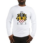 Lupi Family Crest Long Sleeve T-Shirt