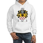 Lupi Family Crest Hooded Sweatshirt