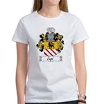Lupi Family Crest Women's T-Shirt